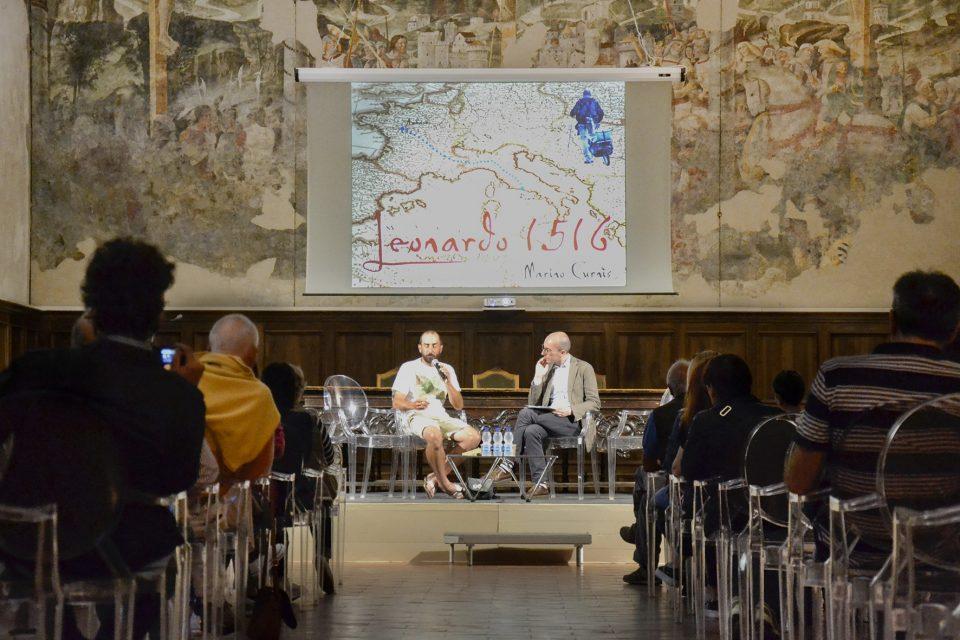 Conferenza di Marino Curnis